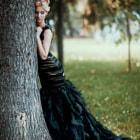 black and red photo : Aleksey G model: Kristina Nosackaya muah: Elena Pavlyutkina