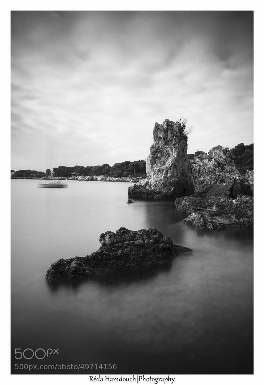 Photograph Le cap d'Antibes by Réda Hamdouch on 500px