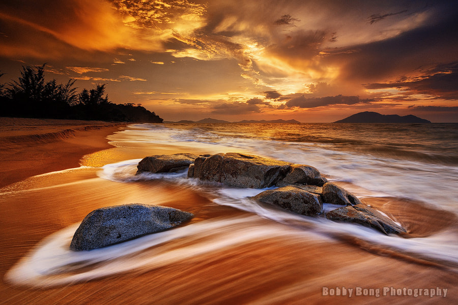 Photograph Water and Fire by Bobby Bong on 500px