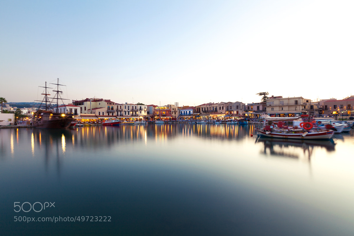 Photograph rethymno by Dara Pilyugina on 500px