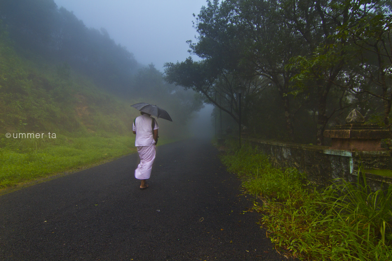Photograph Ponmudi, Thiruvanthapuram, Kerala by Artist Ummer Ta  on 500px