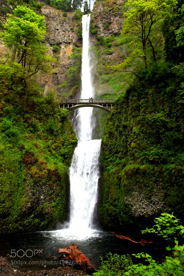 Photograph Multnomah by Kirsten Alana on 500px