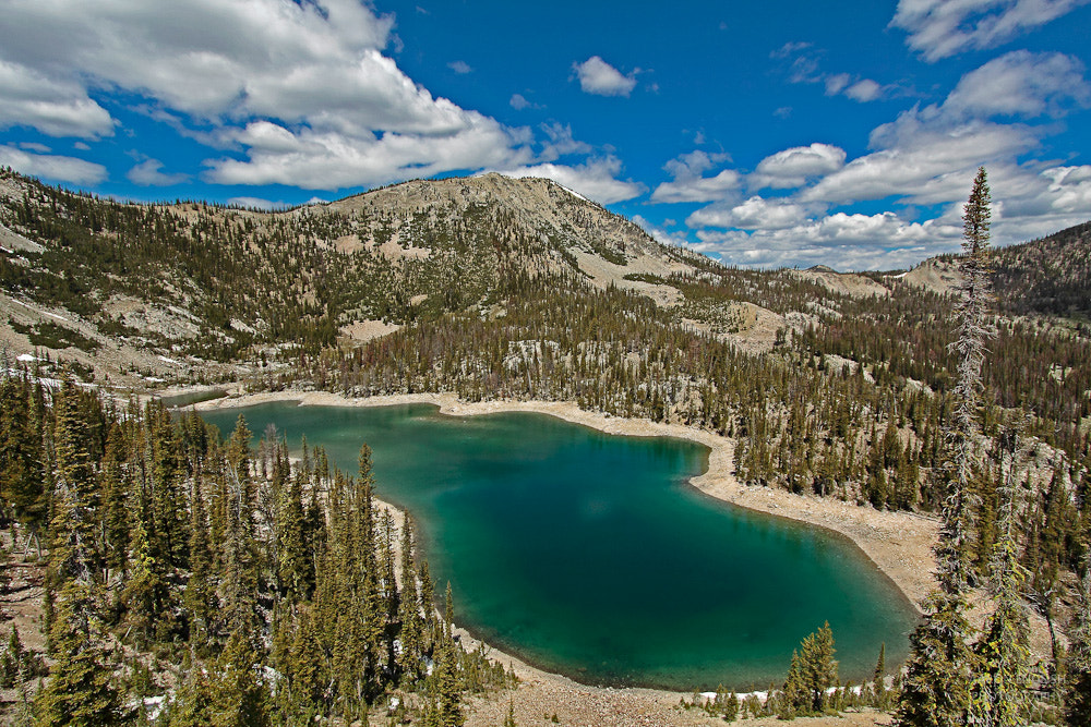 Photograph Roughneck Lake by Aaron English on 500px