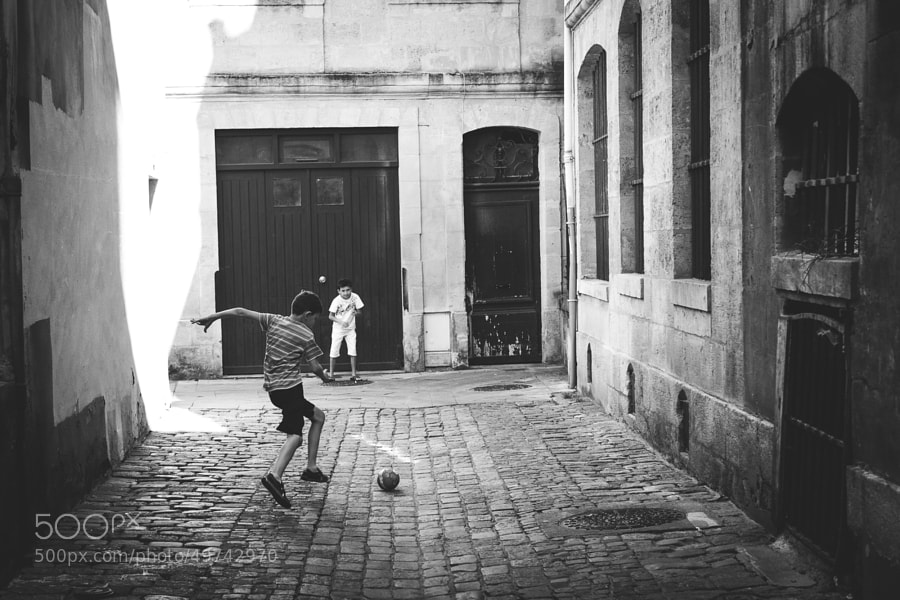 Photograph Next gen soccer by Thomas Lhomme on 500px