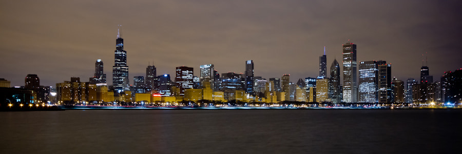 Photograph Chicago Before Dawn by Jeff Goldberg on 500px