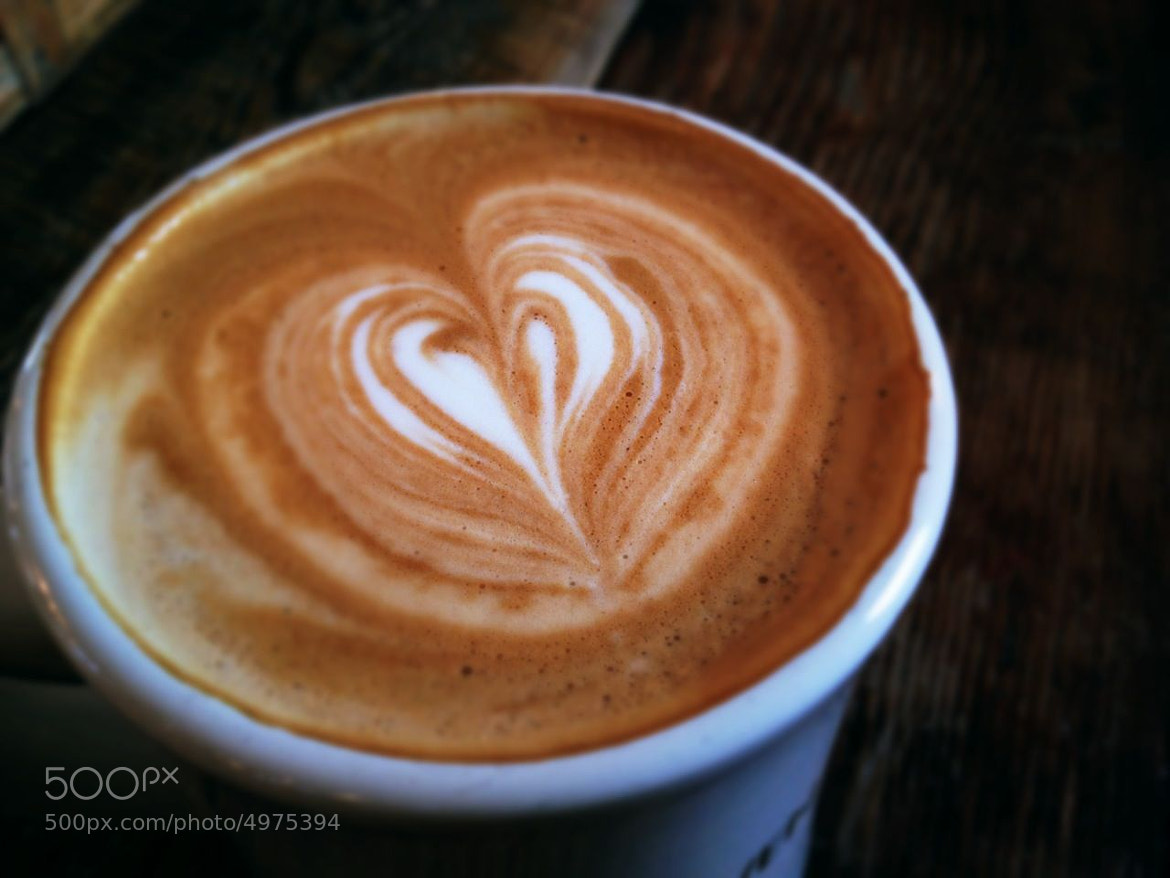 Photograph flat white by Kirsten Alana on 500px