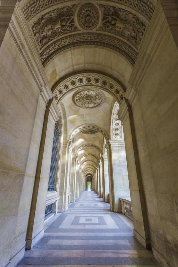 Musee du Louvre, Paris 2