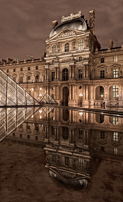 Photograph Louvre by JoséCarloss . on 500px