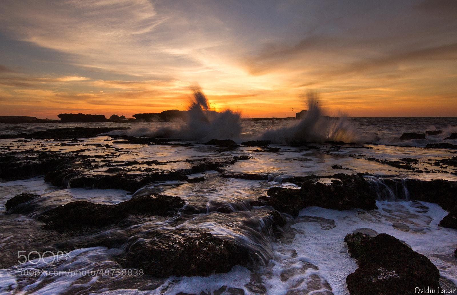 Photograph sunset at Essaquira by Lazar Ovidiu on 500px
