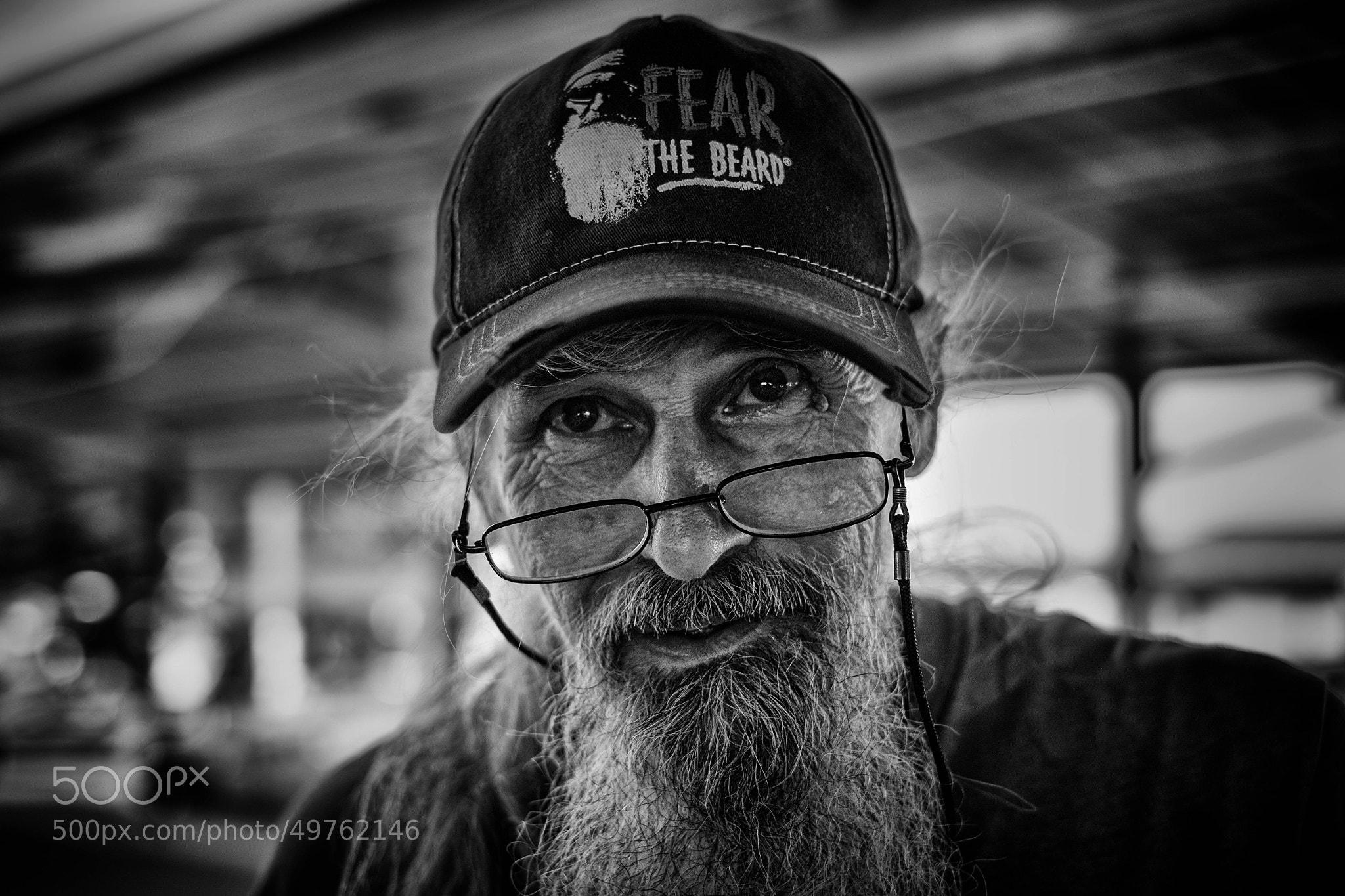Photograph Fear the beard by skamelone on 500px