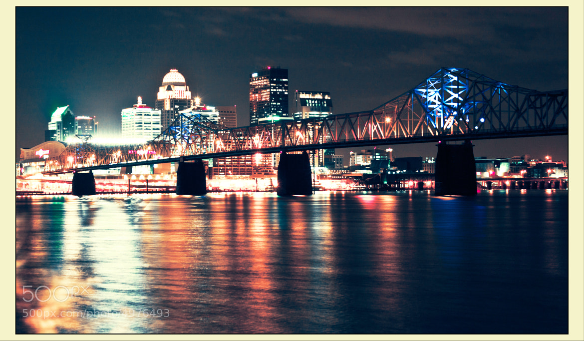 Photograph Louisville lights by christophe cheval on 500px