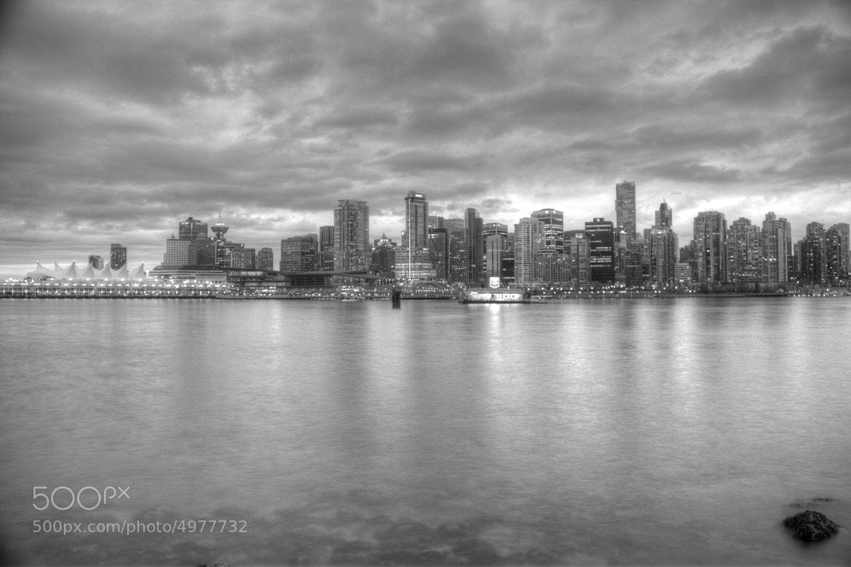 Photograph City of Vancouver by Martin Grančič on 500px