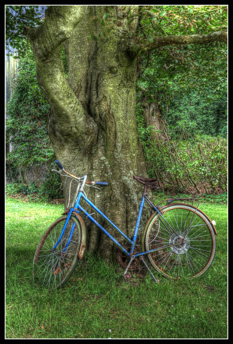 Photograph Old Bike by Jonny Andrews on 500px