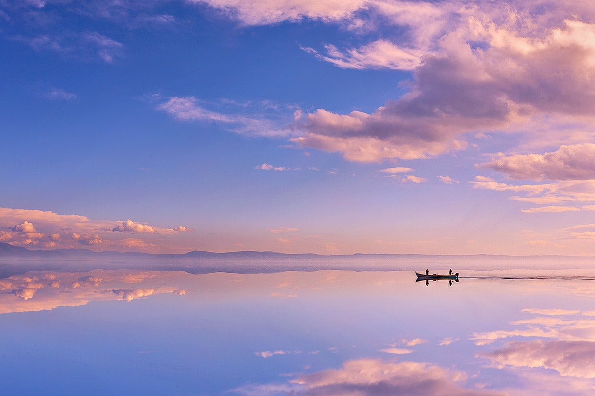 Photograph Gone fishin' by Christos Lamprianidis on 500px