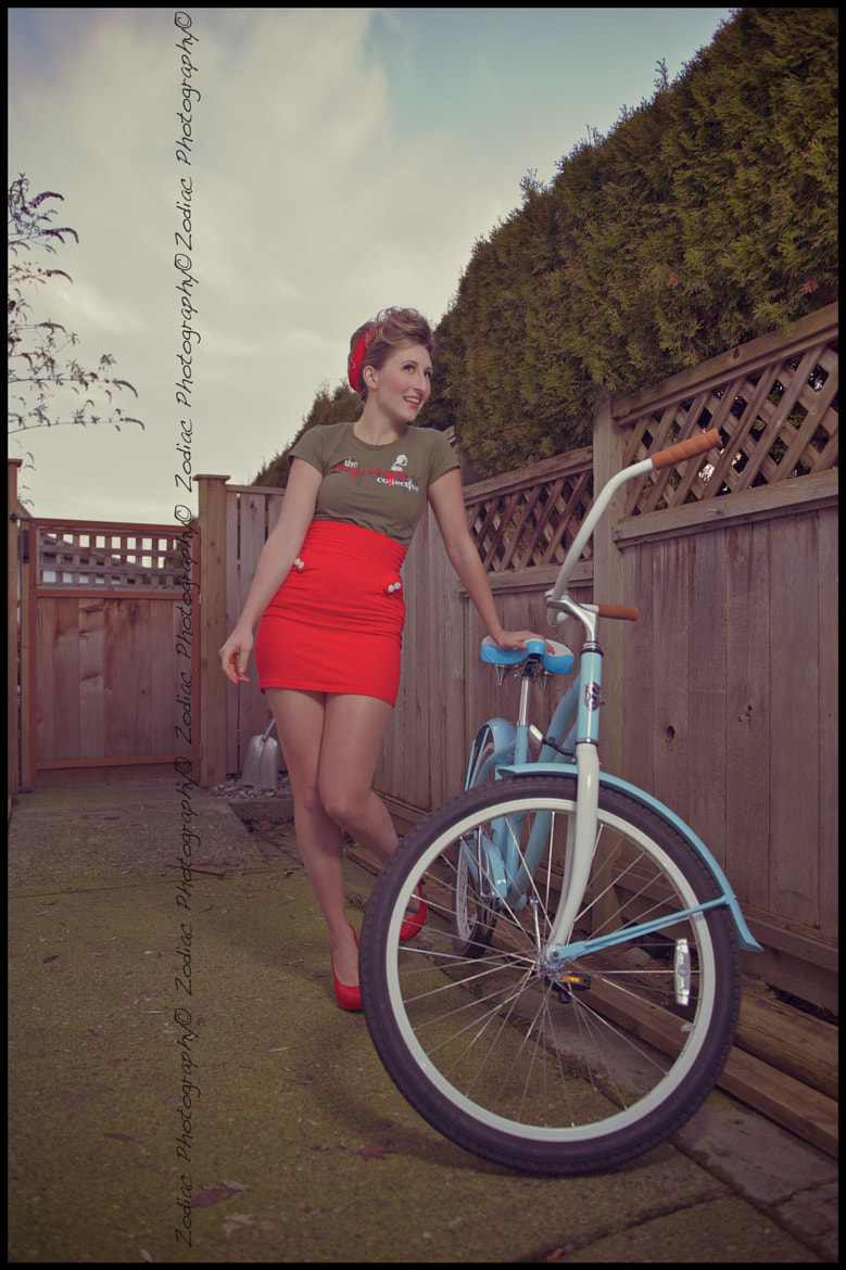 Photograph Pin up by Zodiac  Photography on 500px