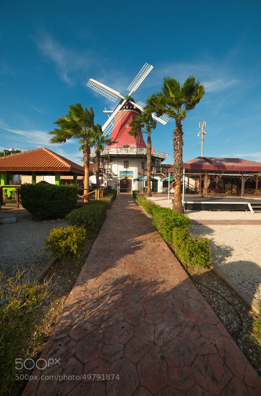 Photograph Aruba: Oude Molen by Sven Bannuscher on 500px