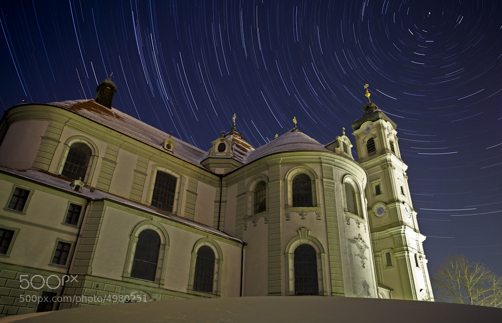 Photograph Startrails by Timm Kasper on 500px