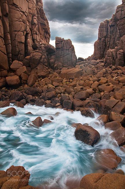 Photograph Rush by Joshua Tagicakibau on 500px