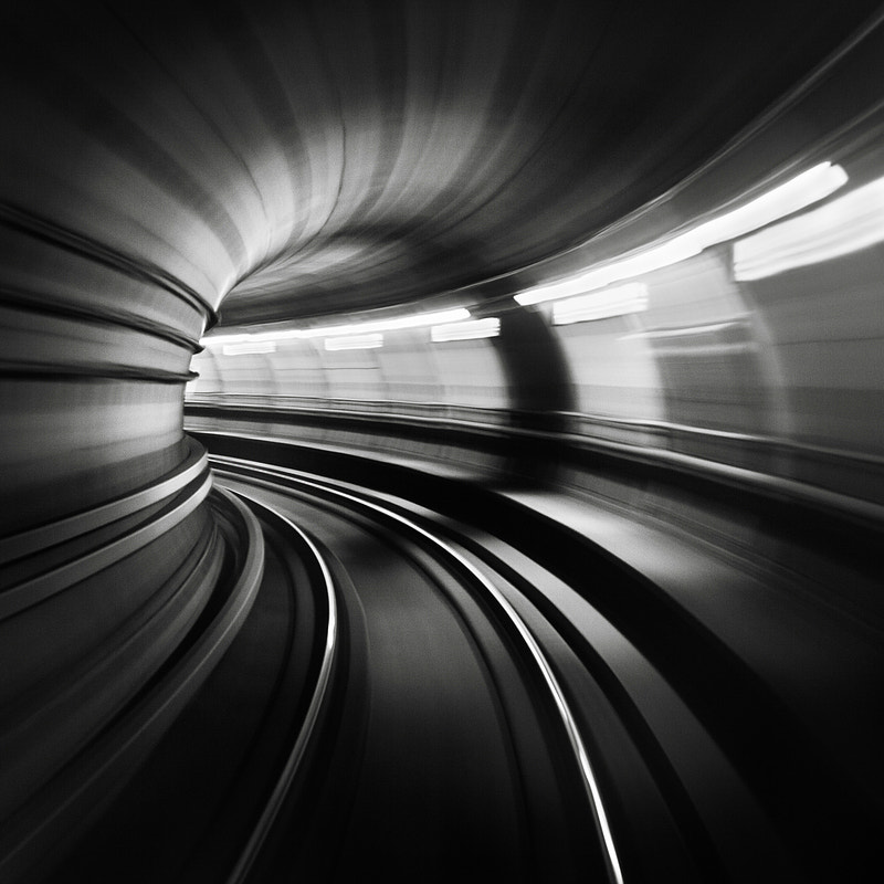Photograph metro by Ronny Behnert on 500px
