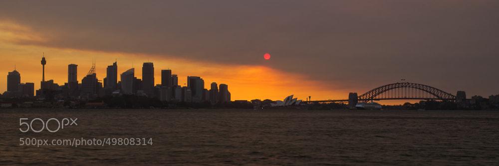 Photograph Red Sun by Chris Jones on 500px