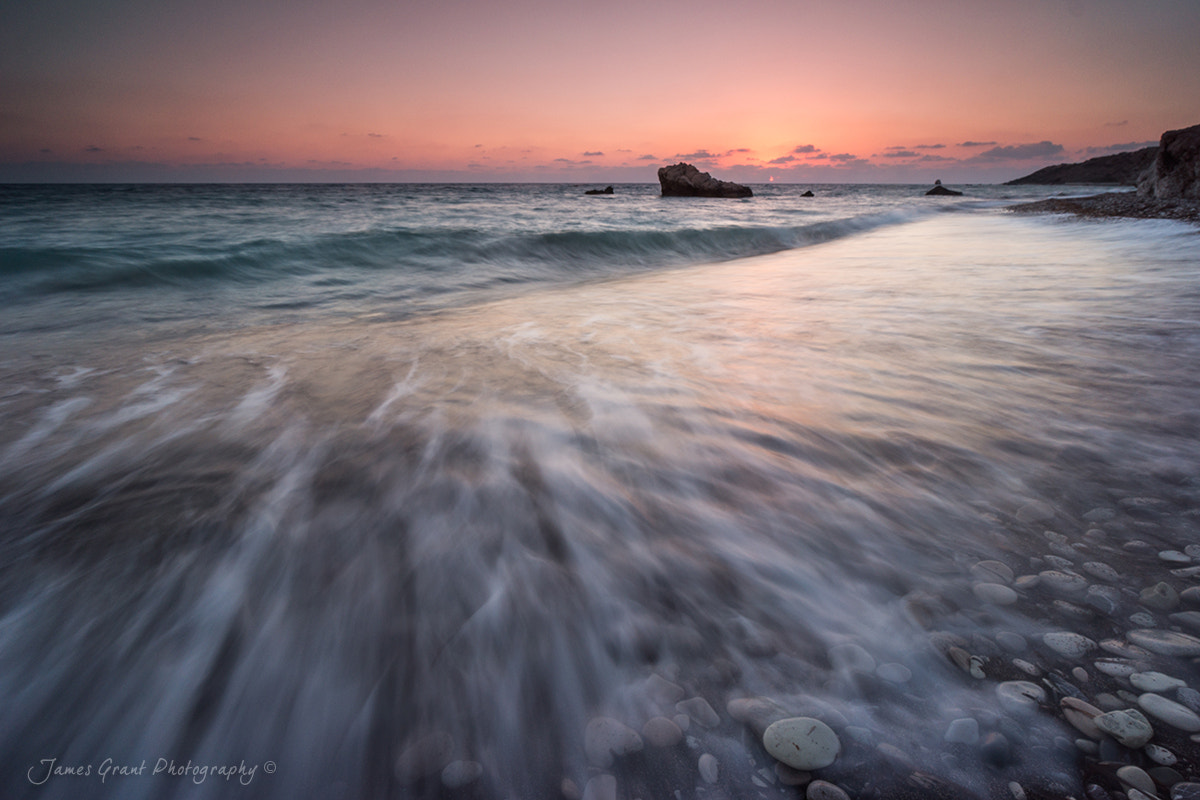 Photograph Petra Tou Romiou by James Grant on 500px