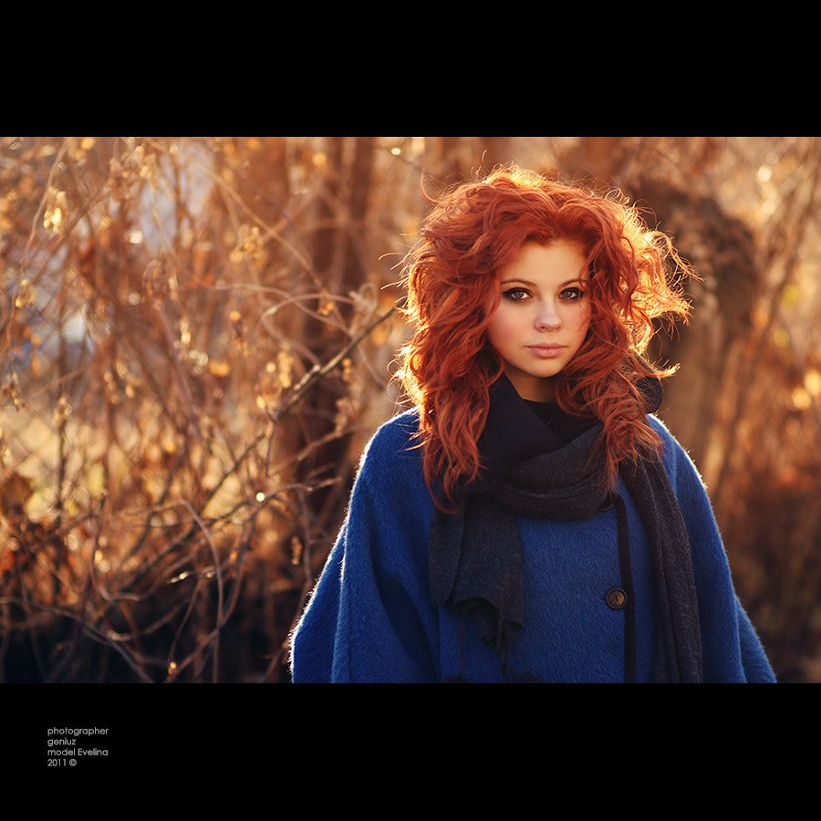 Photograph The art of being redhead by Alexander Mihailov on 500px