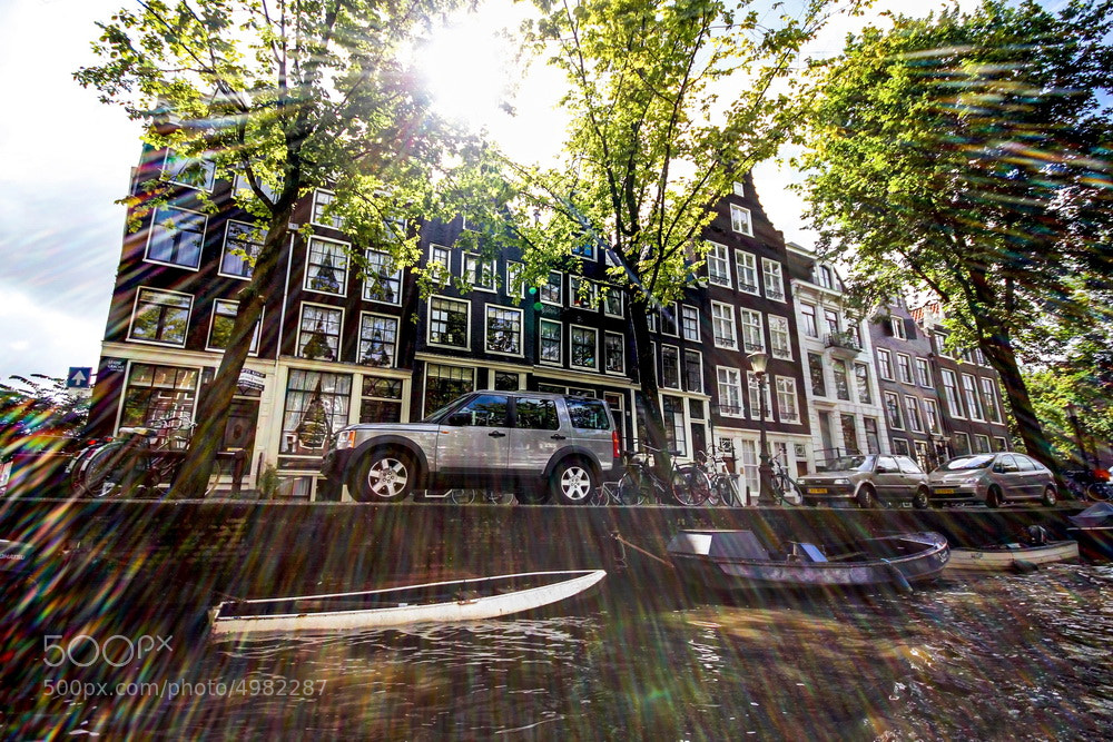 Photograph amsterdam by Dara Pilugina on 500px