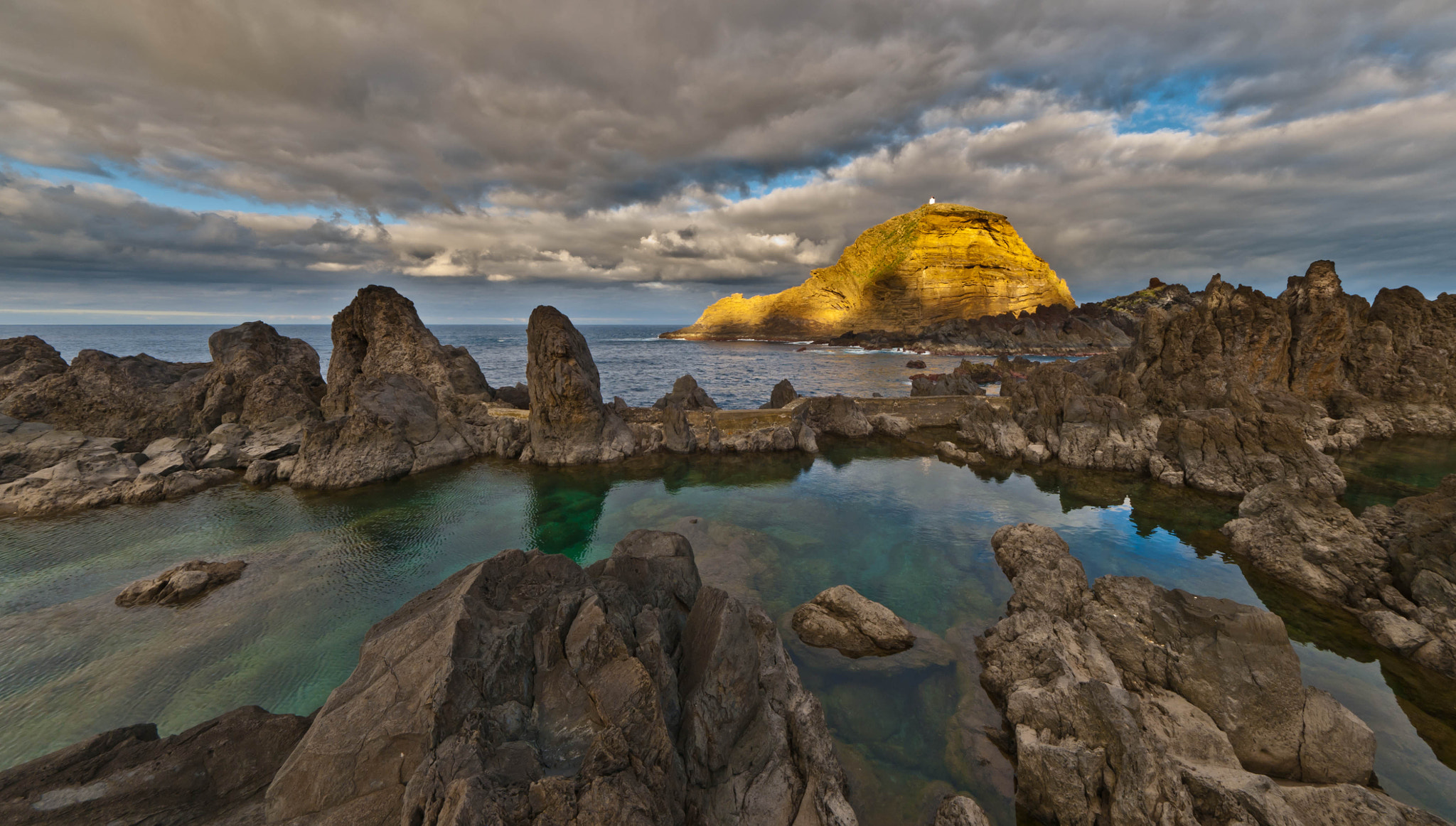 Photograph Porto Moniz by Anders Larsson on 500px