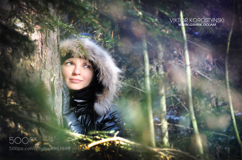 Photograph In Forest by Viktor Korostynski on 500px