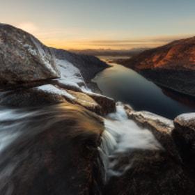 Kjerfjorden View by Arild Heitmann on 500px.com
