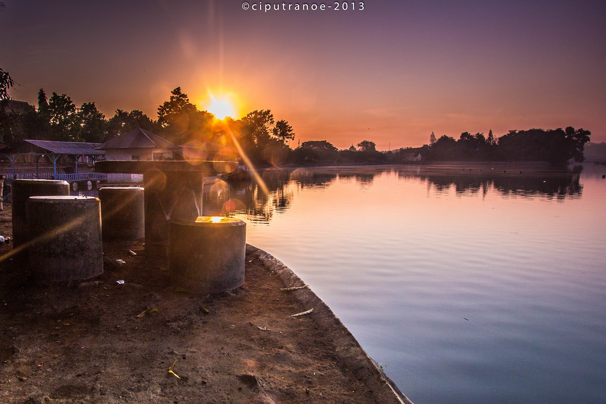 Photograph RanuGrati Lake by Ciput Ranoe on 500px