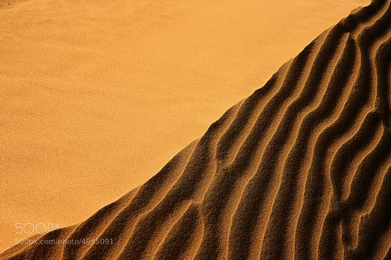 Photograph Sand Pattern by Faizan Rashid on 500px
