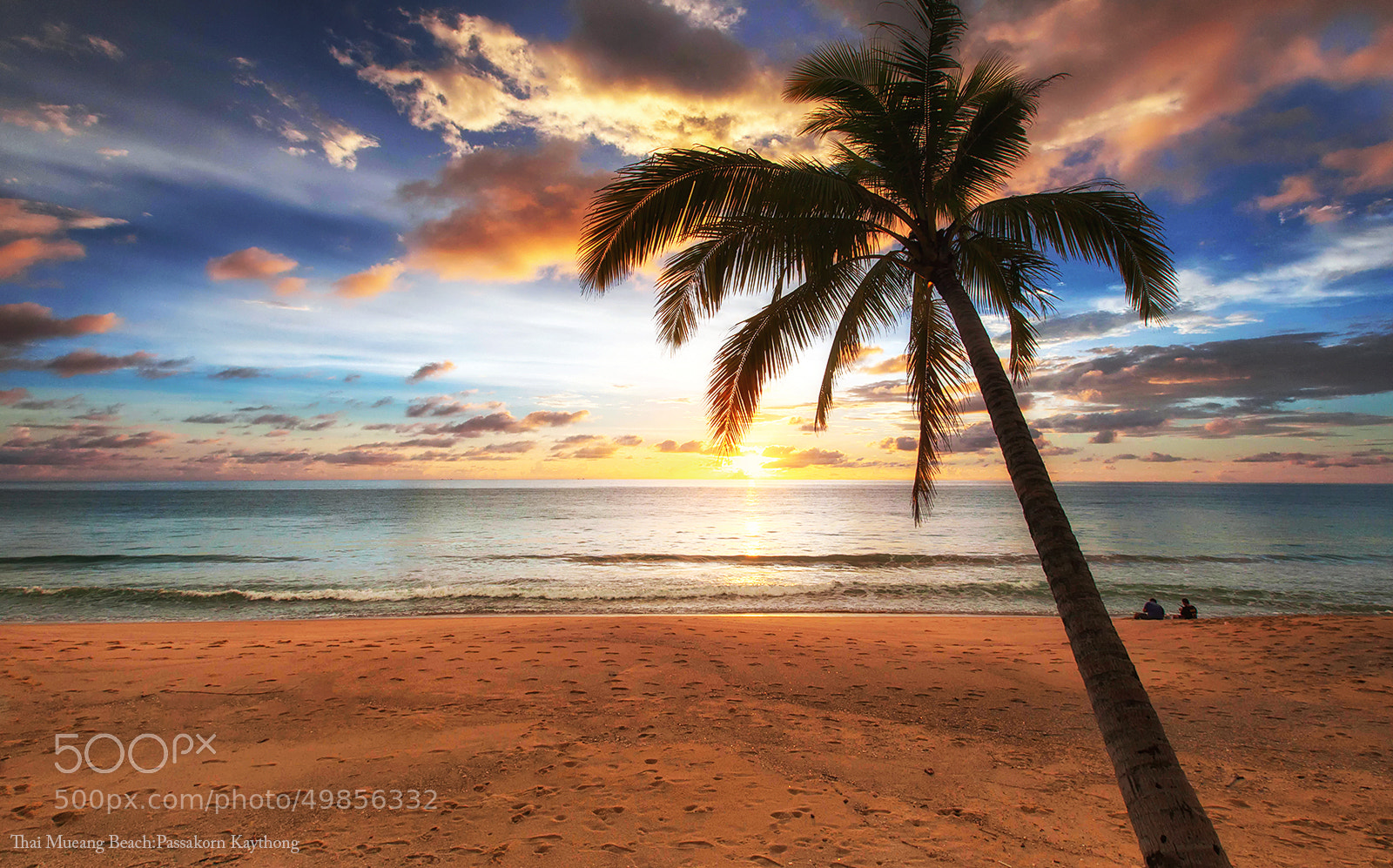 Photograph Thai Mueang Beach by Wazabi Bomb Bomb on 500px