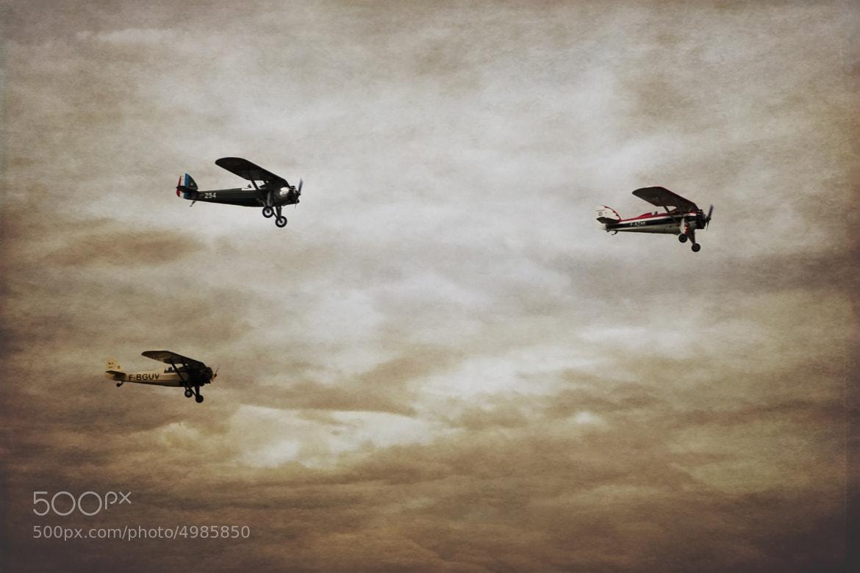 Photograph Ces merveilleux fous volants... by Patrice Viale on 500px