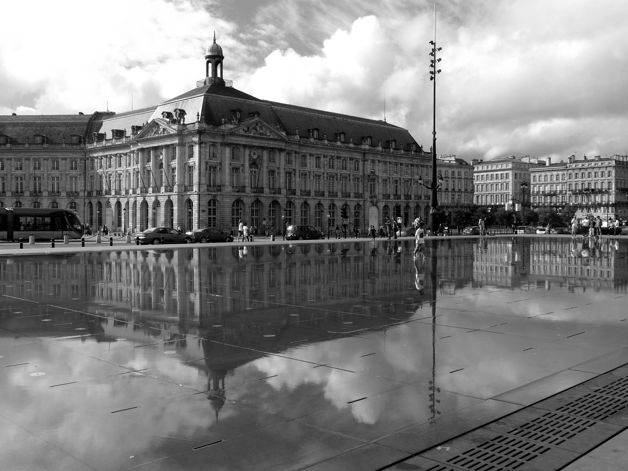 Photograph Bordeaux - Place de la Bourse by Florence Guichard on 500px