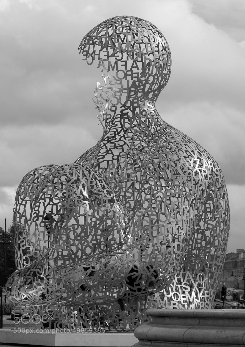 Photograph Seating man by Florence Guichard on 500px