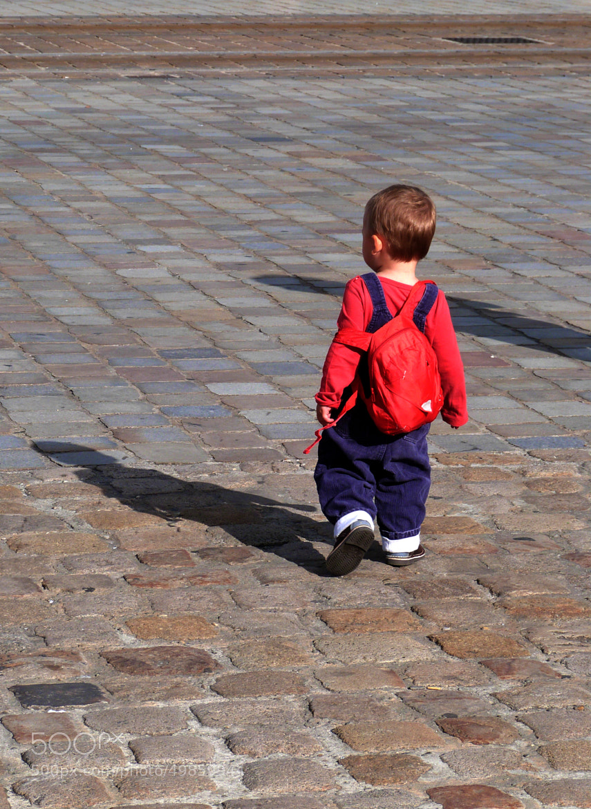 Photograph Little adventurer by Florence Guichard on 500px