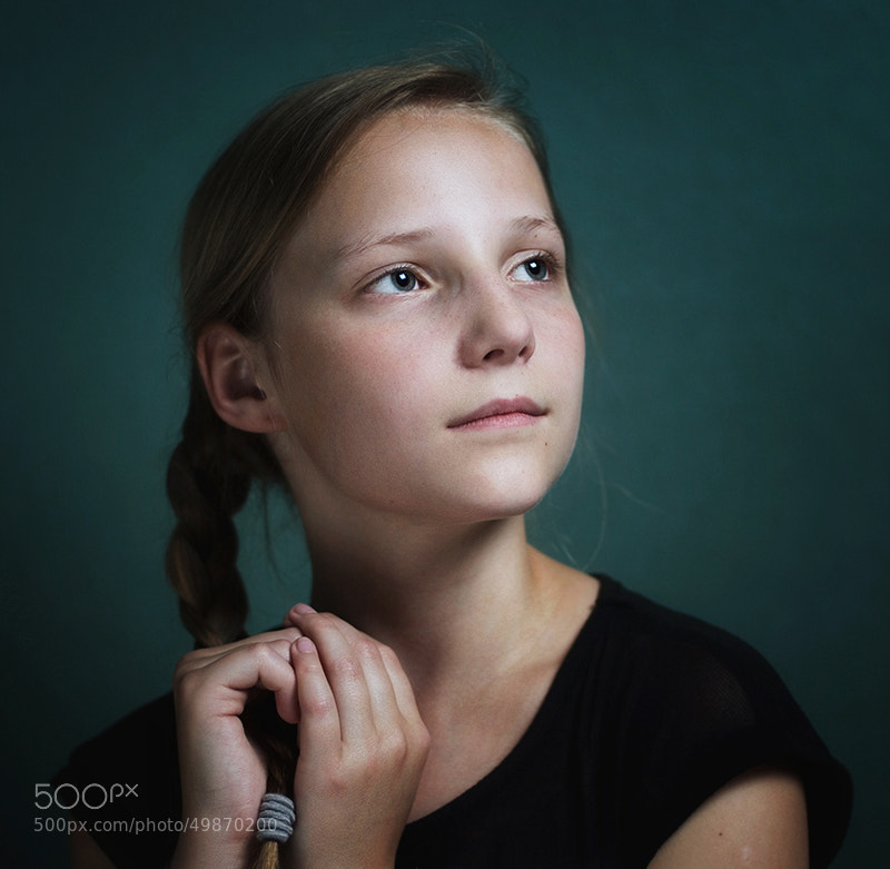 Photograph Zuzanna by Lukasz Maksymiuk on 500px
