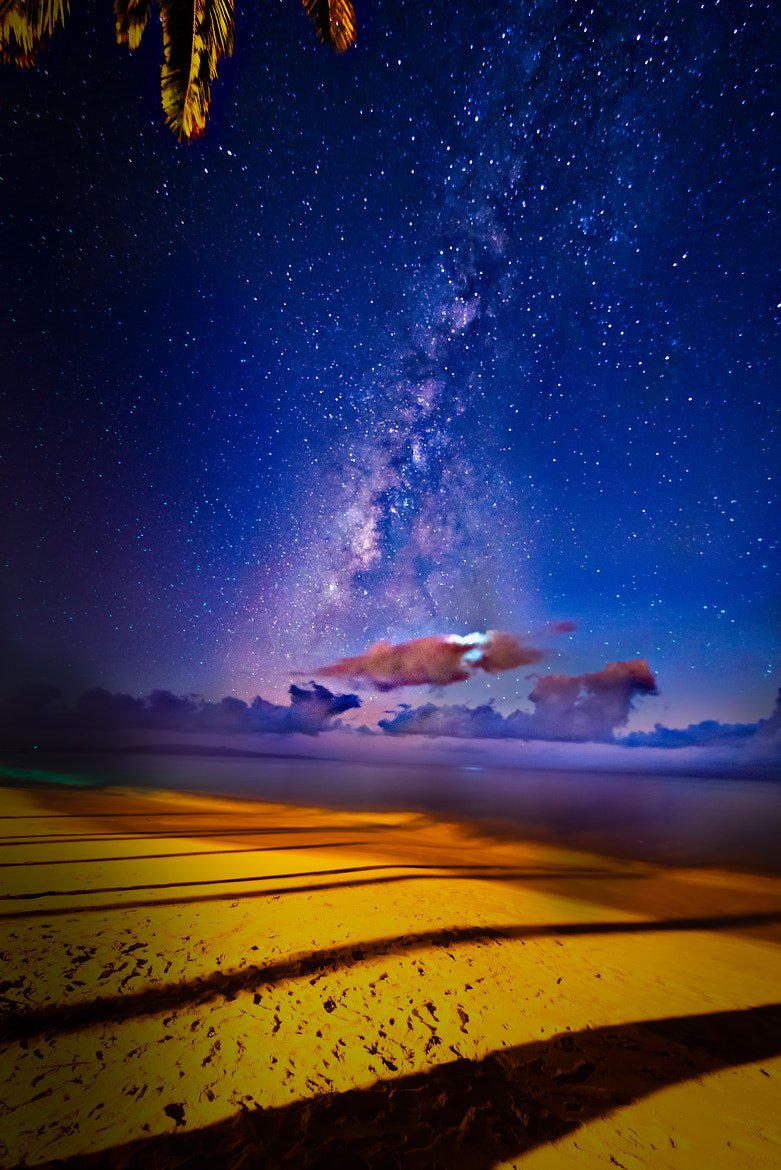 Photograph Milky way by Andrea Spallanzani on 500px
