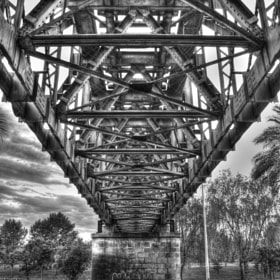 Under the Bridge by Lucas Montalvo on 500px.com