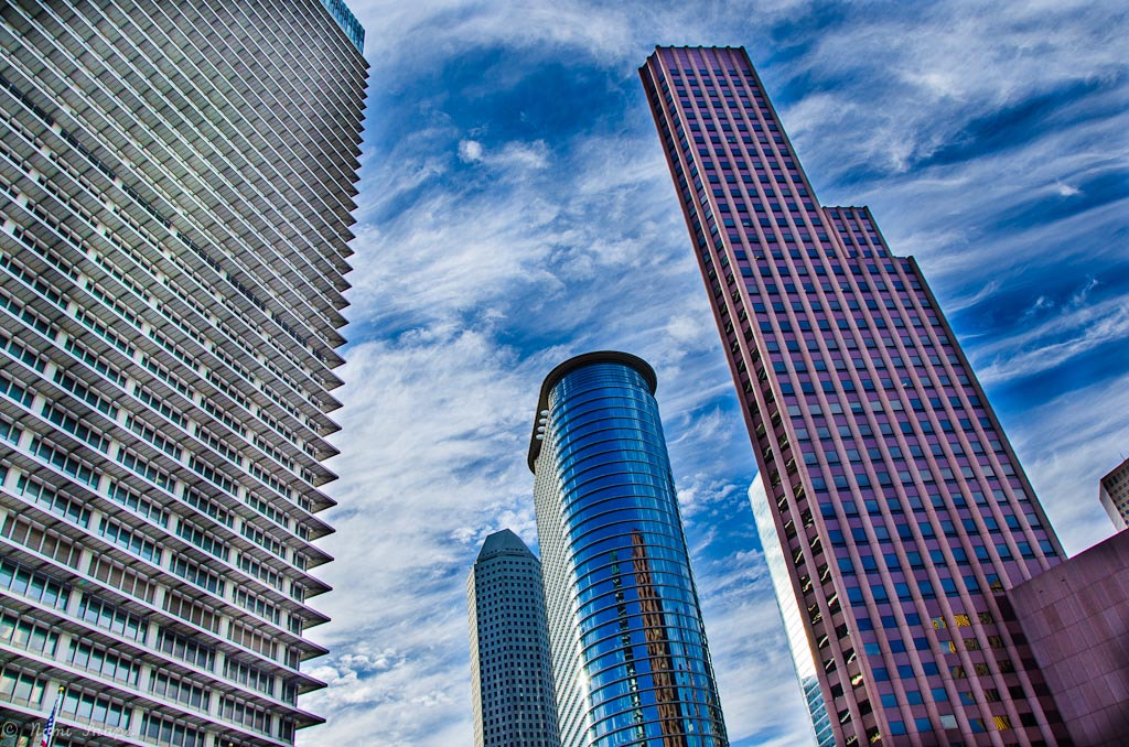 Photograph Houston Downtown by Muddasir Javed on 500px