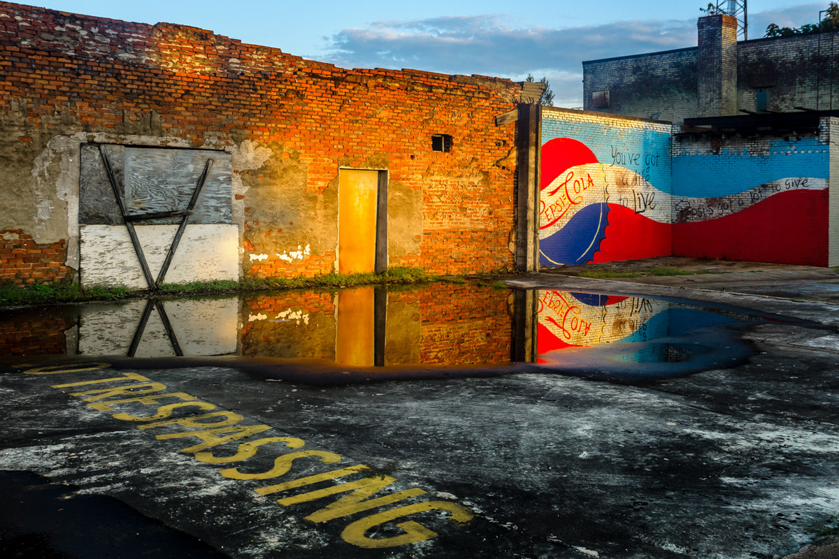 Photograph Reflect on Pepsi by Chilehead Craig on 500px