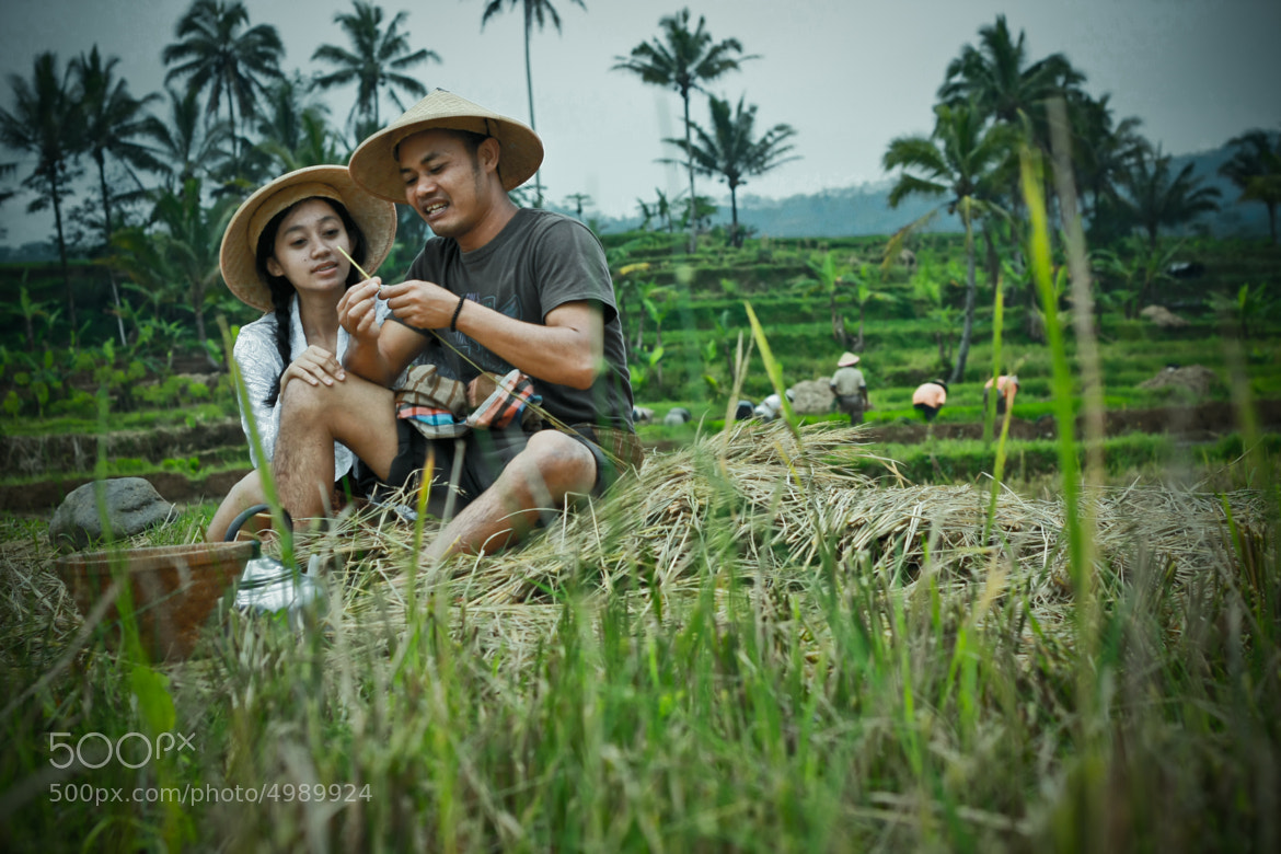 Photograph Riya Lina by Kalung Hitam on 500px
