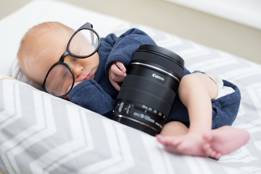 Photographer in Training by Brad Telker on 500px.com
