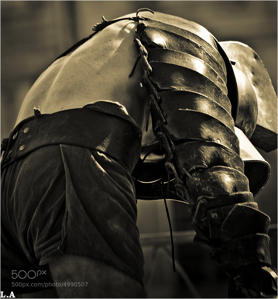 Photograph The defeated gladiator by Loïc Auffray on 500px