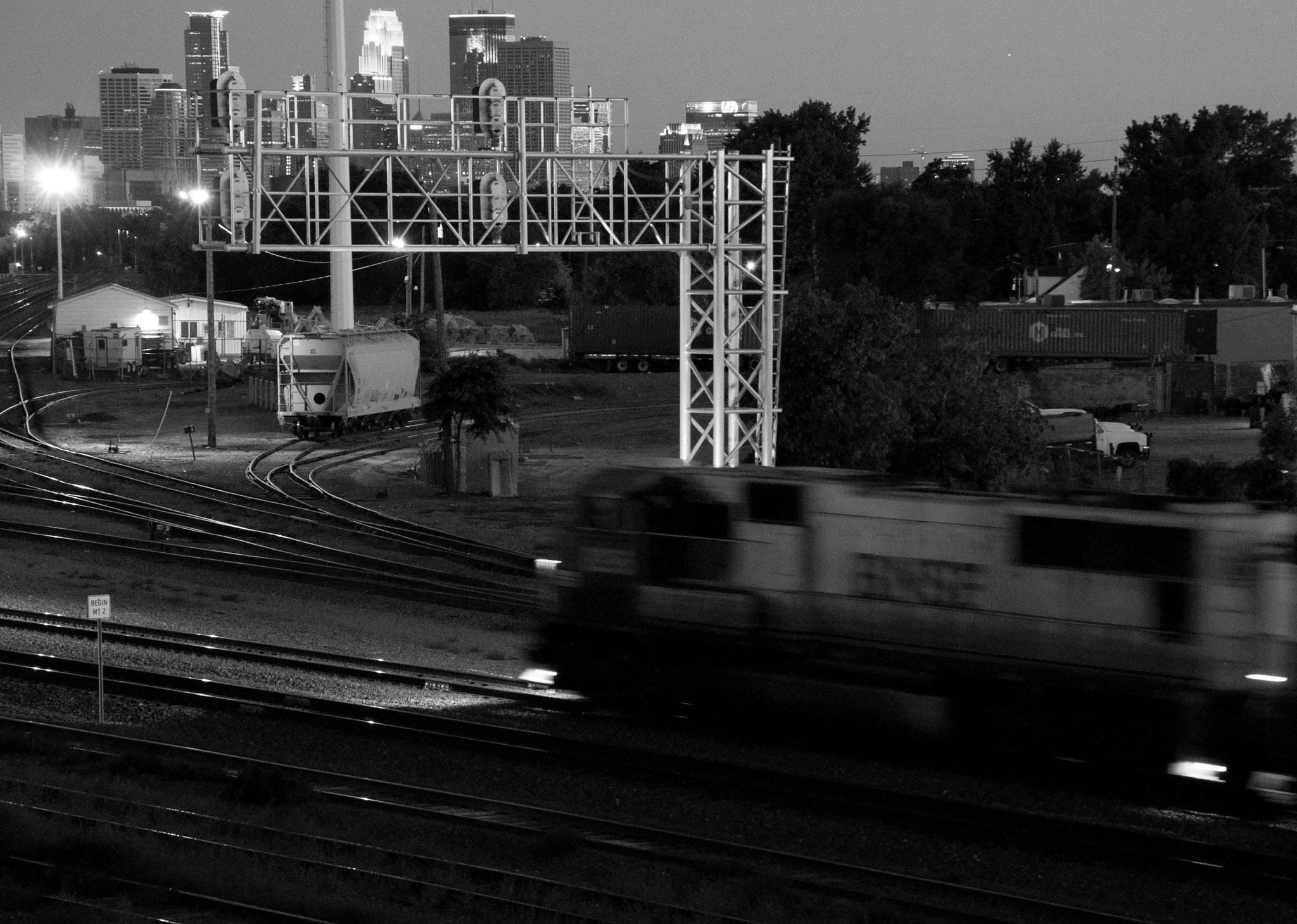 Photograph freight by Andrew Kurcan on 500px