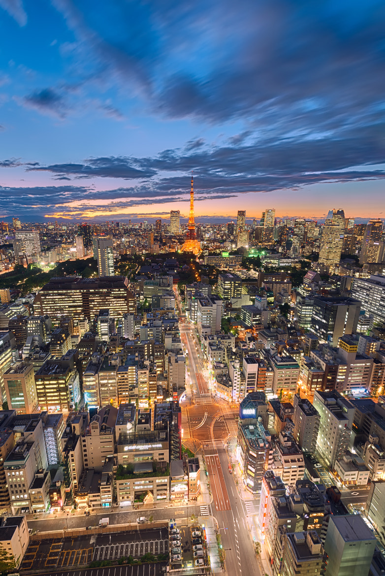 Photograph Tokyo After The Storm by Agustin Rafael Reyes on 500px