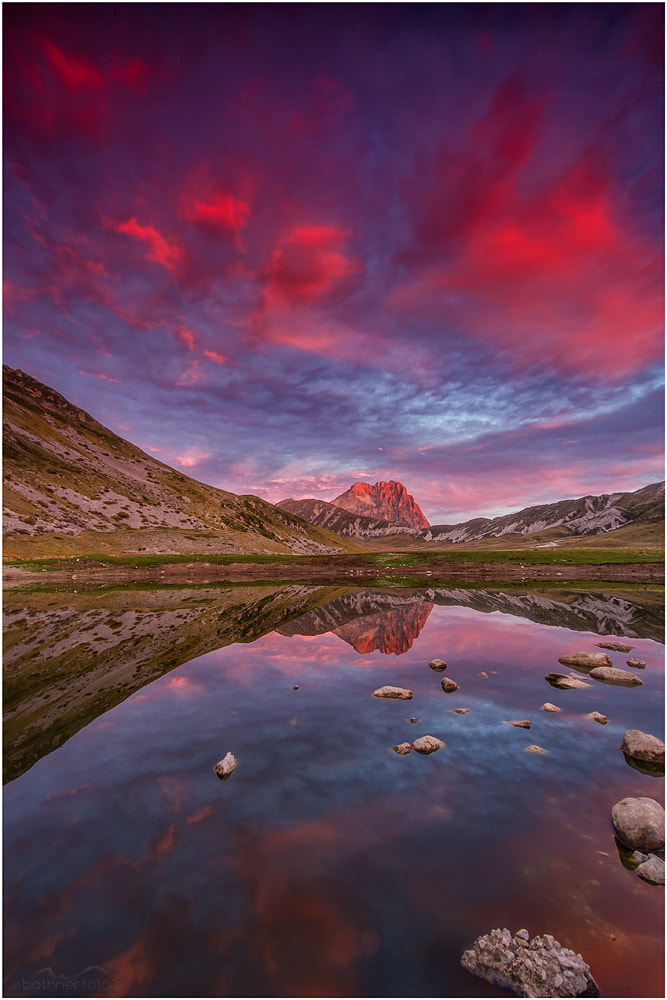 Photograph Gran Sasso by Christian Ringer on 500px