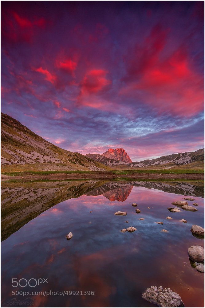 Photograph Gran Sasso by Christian Bothner on 500px