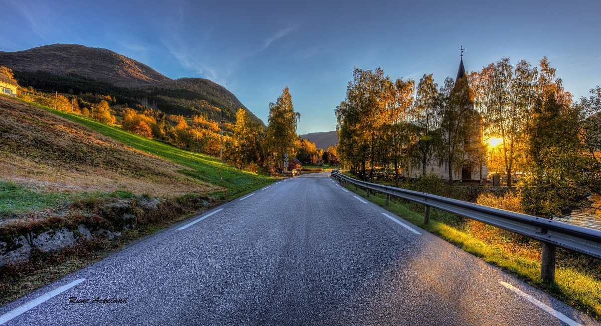 Photograph Morning light by Rune Askeland on 500px